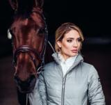 Equestrian Stockholm Plastron Queen_