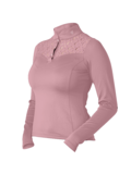 Equestrian Stockholm champion top pink_