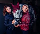 Equestrian Stockholm oornetje Bordeaux_