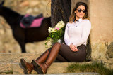 Ps of Sweden June blouse roze_