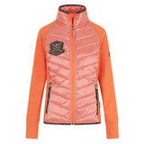 La Valencio vest Khyra Salmon Pink_