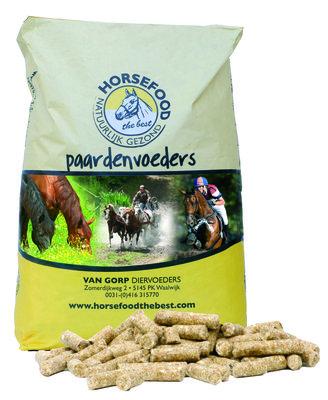Horsefood prestatiebrok 20 kg