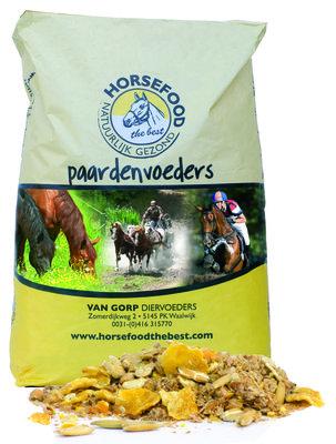 Horsefood Slobbermeel 20 kg