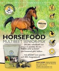 Horsefood Multibeet Senior Mix