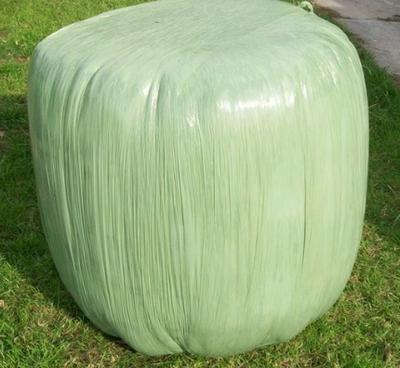 Kleine ronde baal VOORDROOG 130 kilo