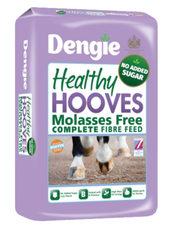 Dengie Healthy Hooves Molasses Free 20 kg