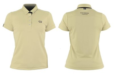 Ps of Sweden Darling poloshirt  Vanilla