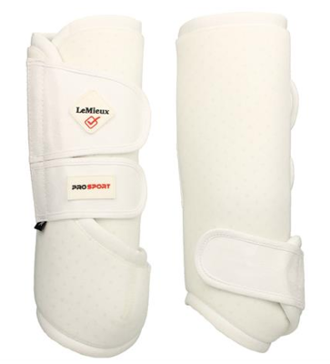 Lemieux Support Boots White