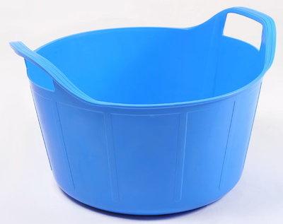 RB 14 liter ocean blue met deksel