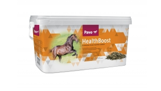 Pavo Health Boost