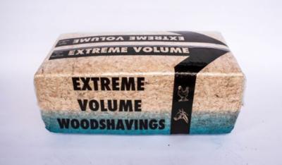 Extra Volume zaagsel bodembedekking