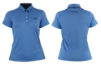 Ps of Sweden Darling poloshirt blueberry