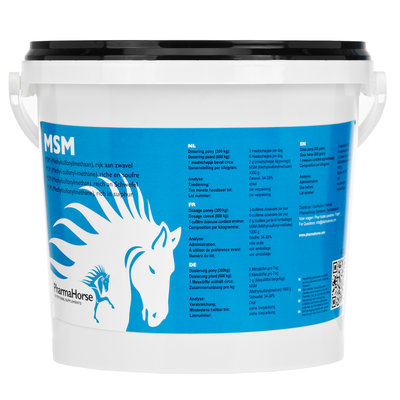 PharmaHorse MSM 1000 gram