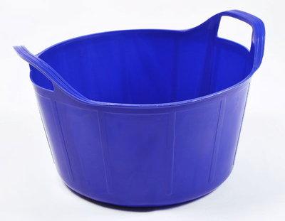 RB 14 liter sapphire blauw met deksel