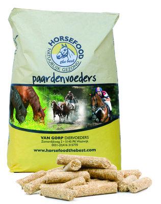 Horsefood XP-EQ gistbrok 20 kg