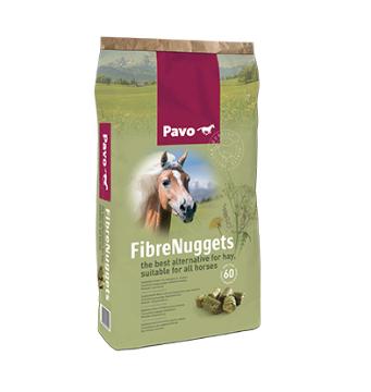 Pavo Fibre Nuggets 20 KG
