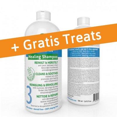 Skincalmin Healing shampoo 500 ml