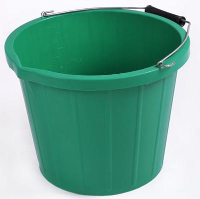 RB emmer met hengsel 3 gallon - groen