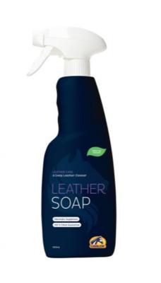 Cavalor leer zeep spray 500 ml
