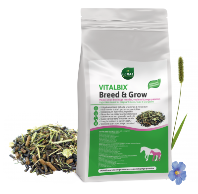 Vitalbix Breed & Grow 20 kg