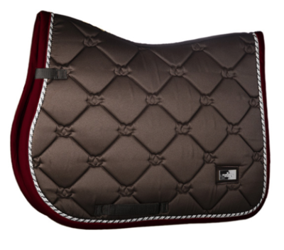 Equestrian Stockholm Deep Brown Bordeaux Jump