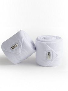 Equestrian Stockholm White Perfection silver bandages