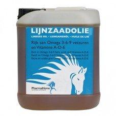 PharmaHorse Lijnzaadolie 5 liter