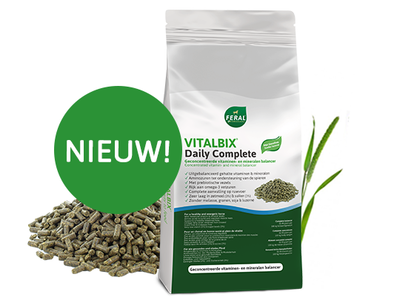 Vitalbix Daily Complete 14 kg - Timothy