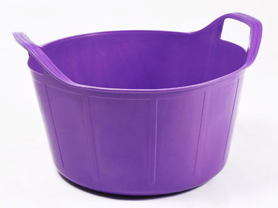 RB 14 liter purple met deksel